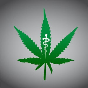 cannabis, marijuana on medical prescription
