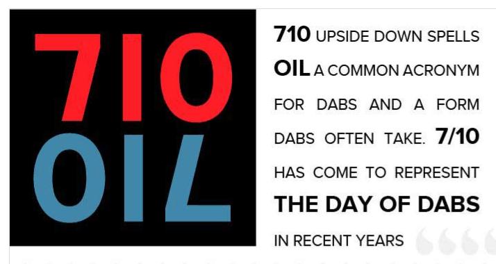 710 Dabbing