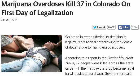 Marijuana Deaths: How Many Are There?