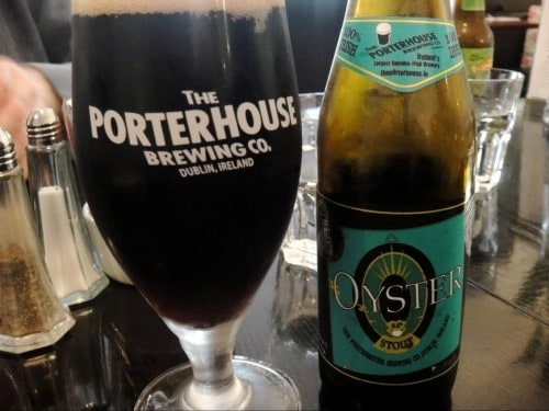 Porterhouse Brewing Co Oyster Stout