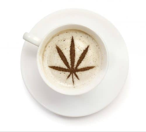 Cannabis Chai Latte
