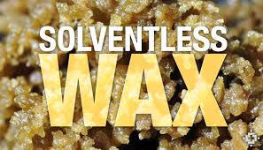solventless wax