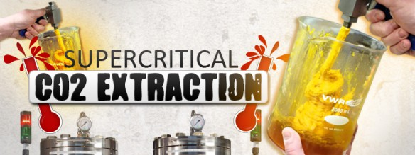 supercritical co2 extraction